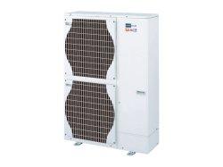 画像2: 大阪・業務用エアコン 三菱 寒冷地向けエアコン 天吊 同時ツイン ワイヤード PCZX-HRP140KF 140形(5馬力) 三相200V 寒冷地向けインバーターズバ暖スリム